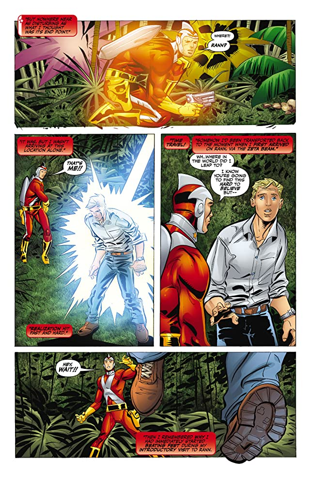 click for super-sized previews of Adam Strange Special #1