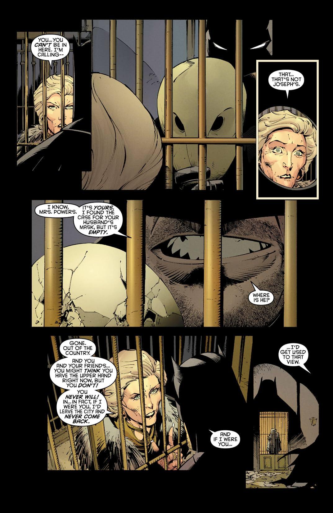 Batman (2011-) #10