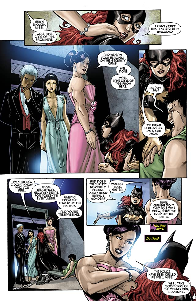 click for super-sized previews of Batgirl (2011-) #10