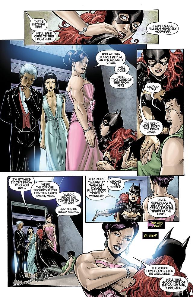 Batgirl (2011-) #10