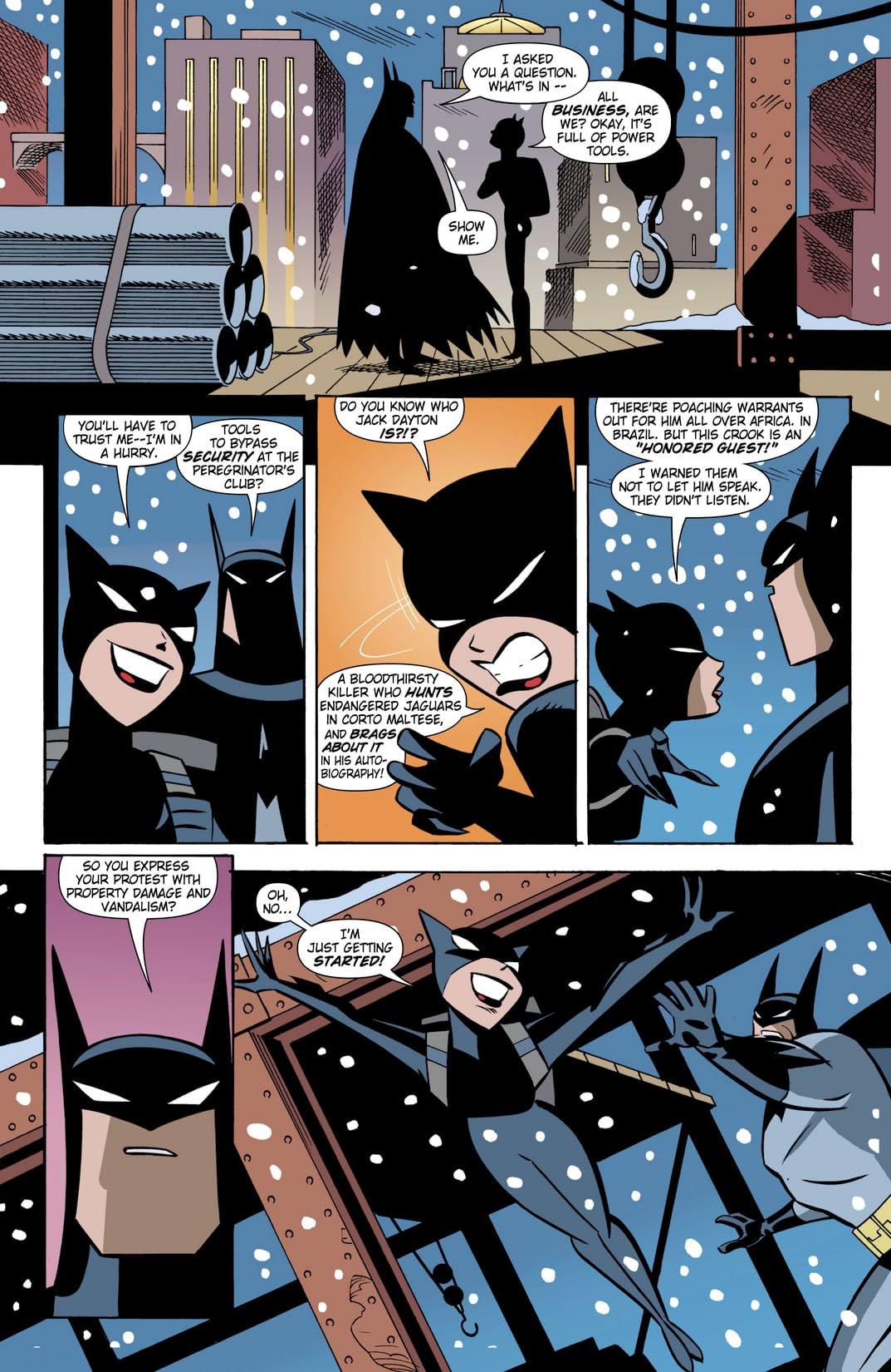 Batman Adventures (2003-2004) #10