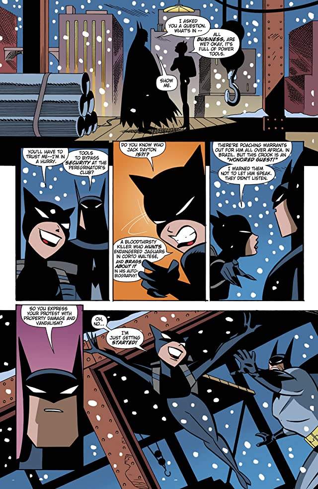 Batman Adventures (2003-2004) #10