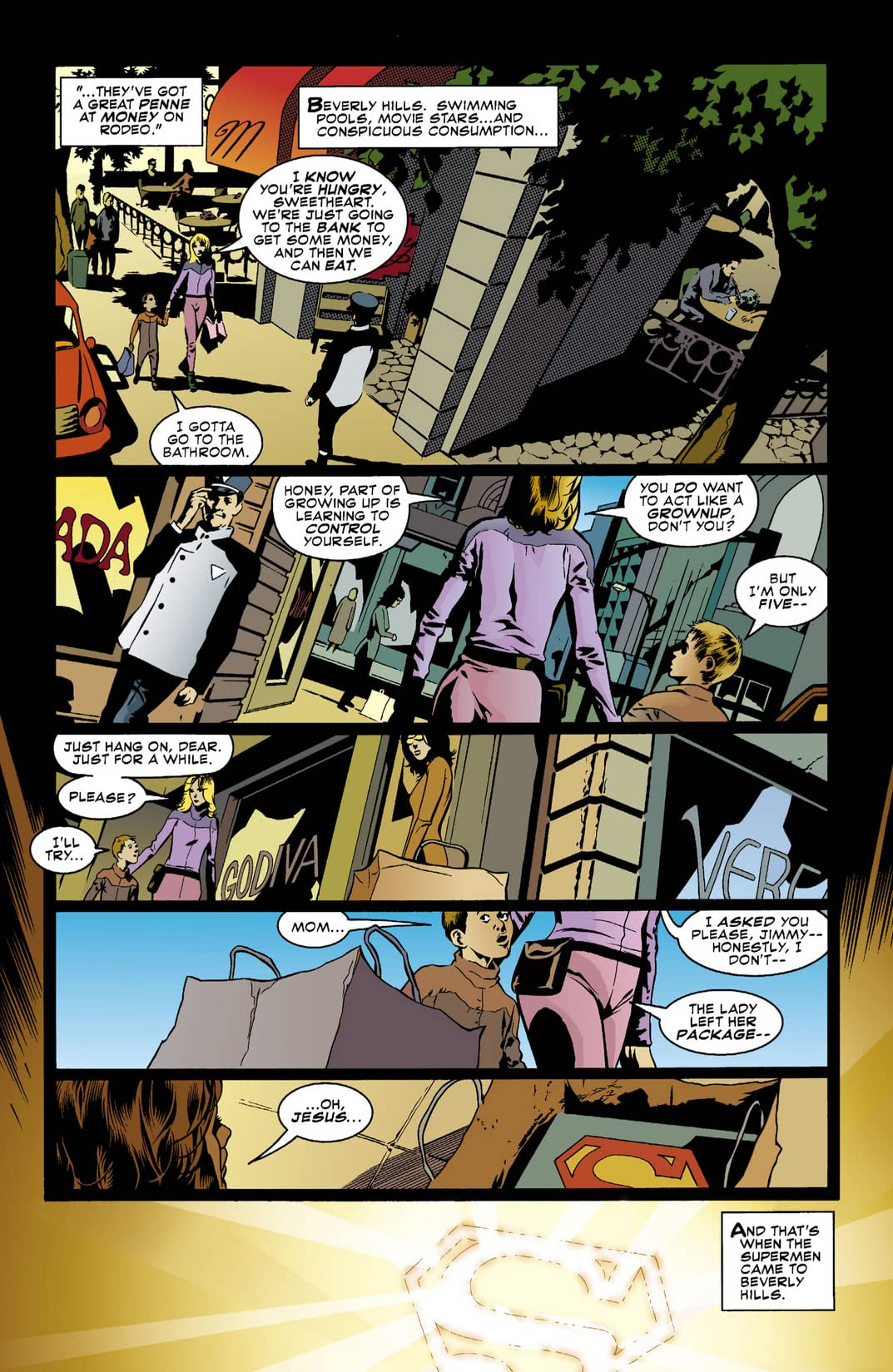 DC Comics Presents: Son of Superman #1