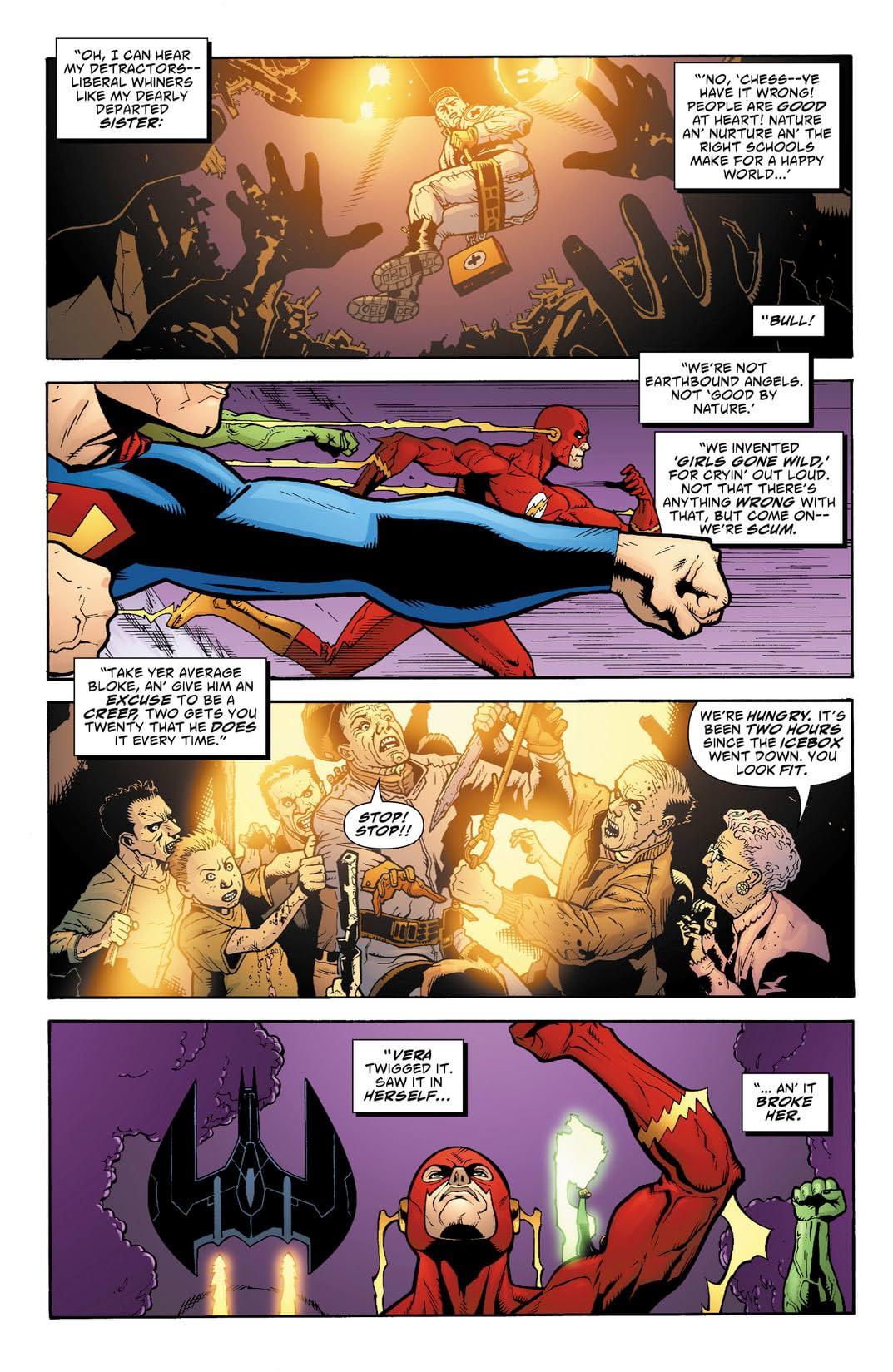 Justice League Elite #11 (of 12)