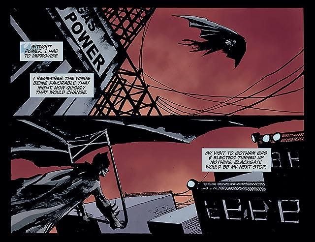 Batman: Arkham City: End Game #4