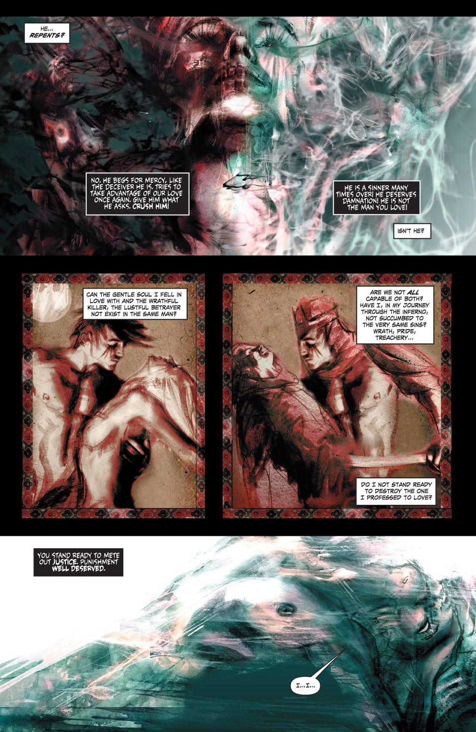 Dante's Inferno #6 (of 6)