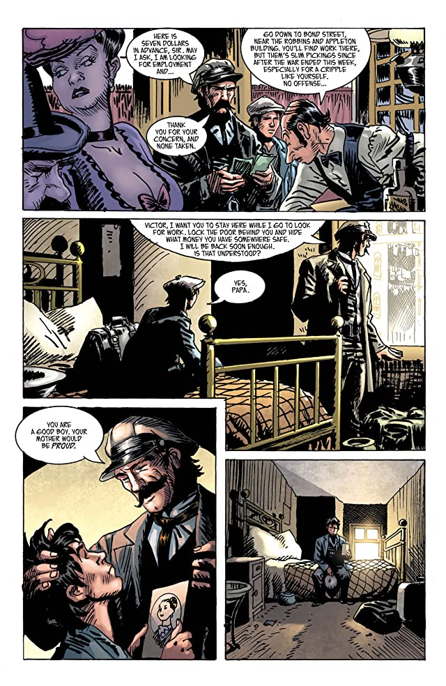 click for super-sized previews of Jonah Hex (2006-2011) #27
