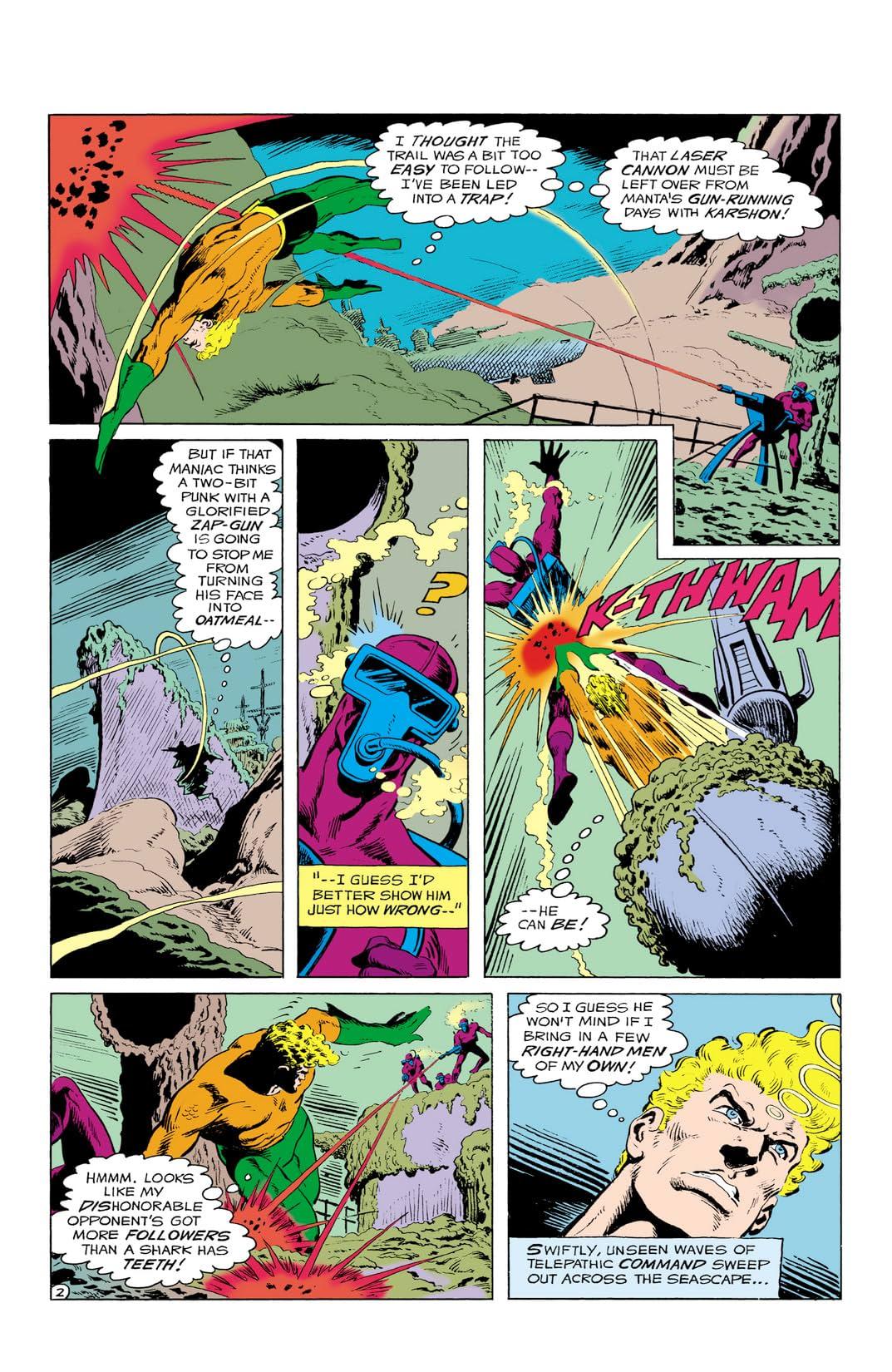 Aquaman (1962-1978) #57