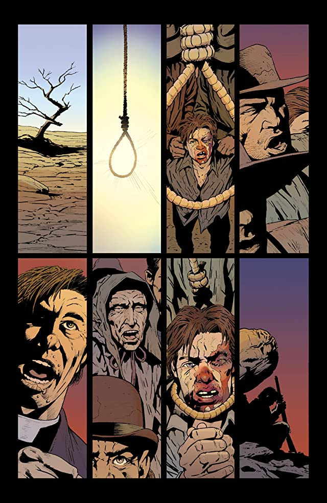 click for super-sized previews of Jonah Hex (2006-2011) #28