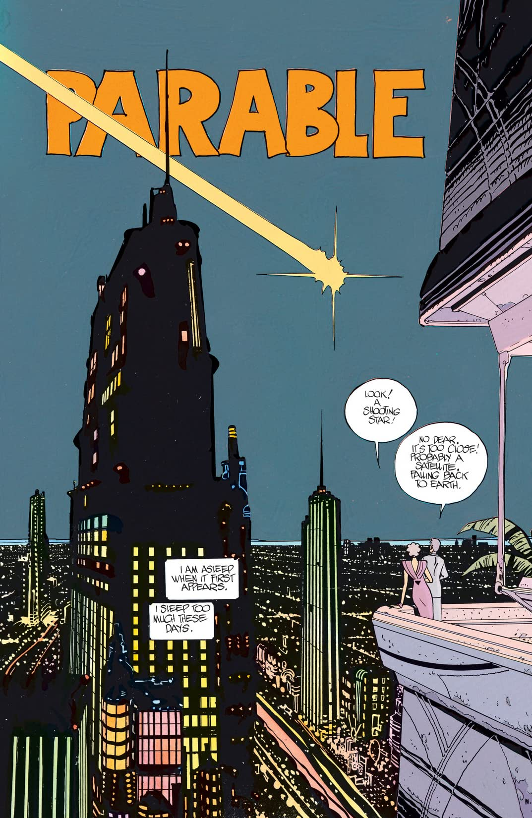 Silver Surfer: Parable #1