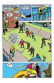 Aquaman (1991-1992) #5