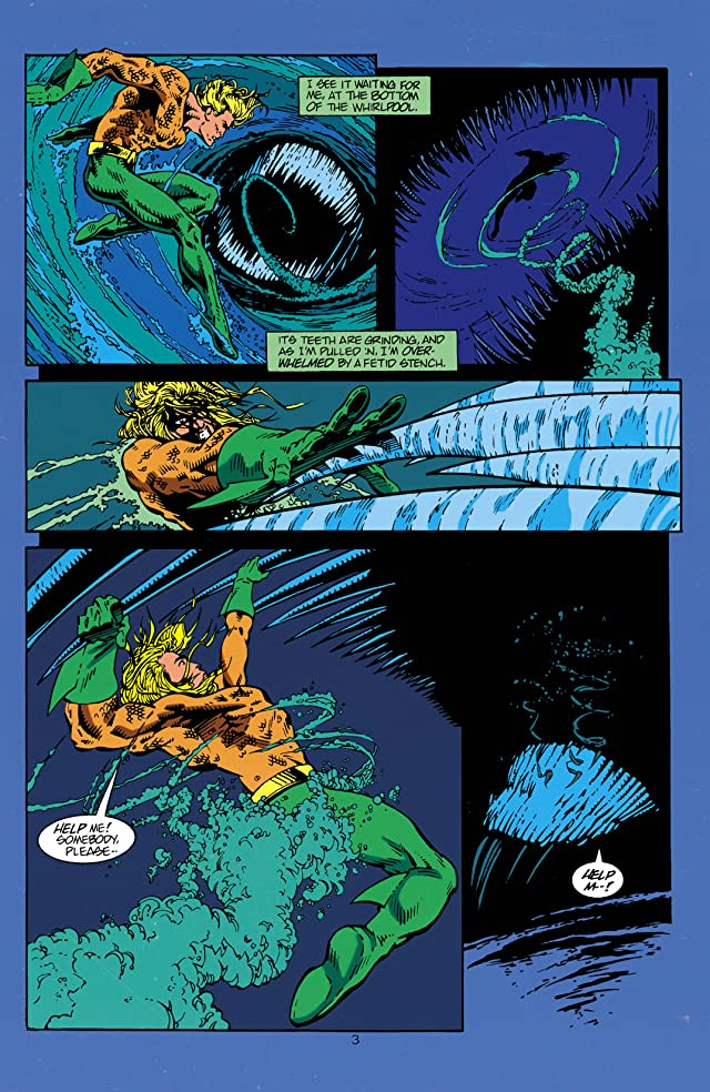 click for super-sized previews of Aquaman (1994-2001) #1