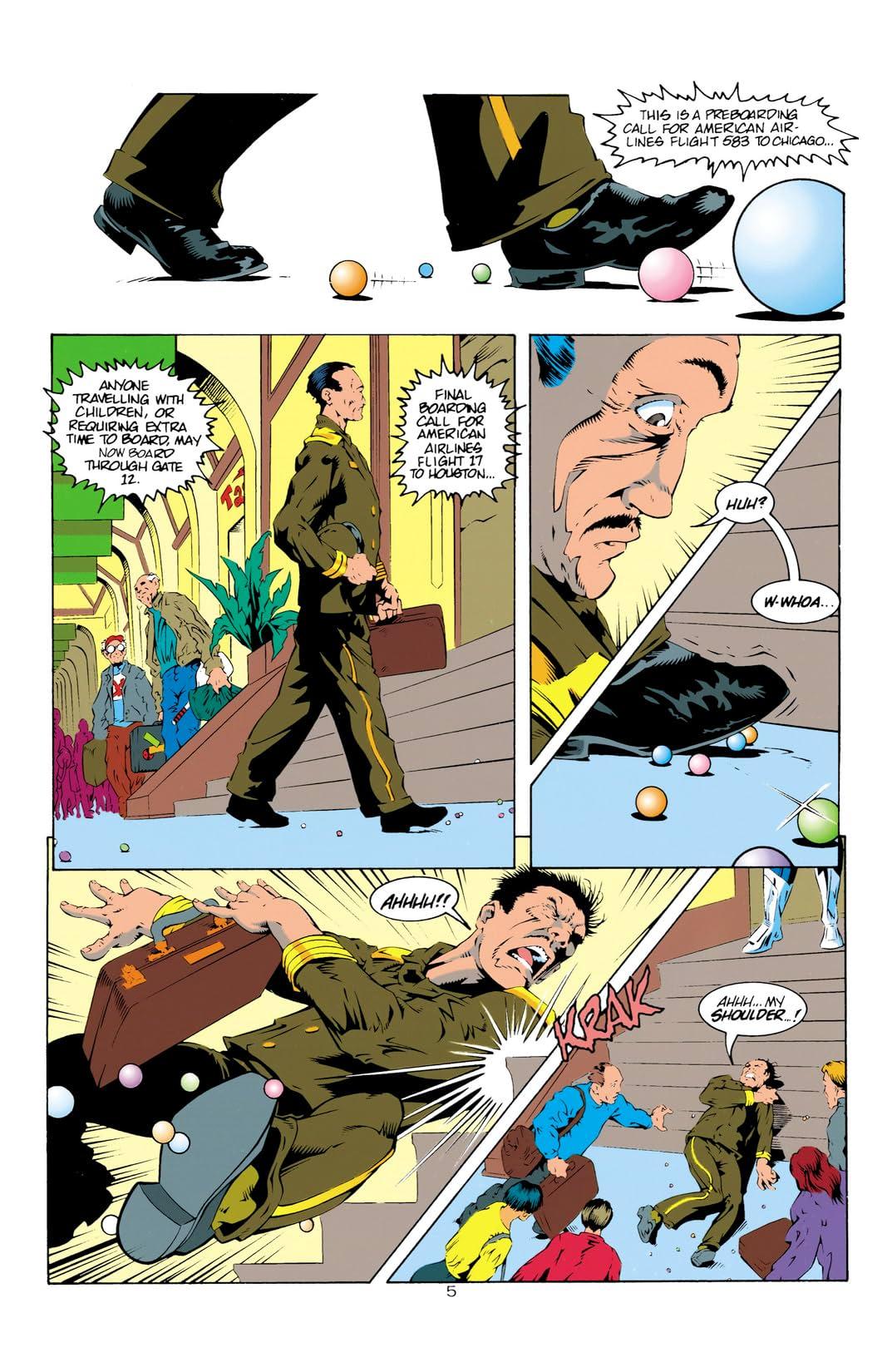 Aquaman (1994-2001) #14