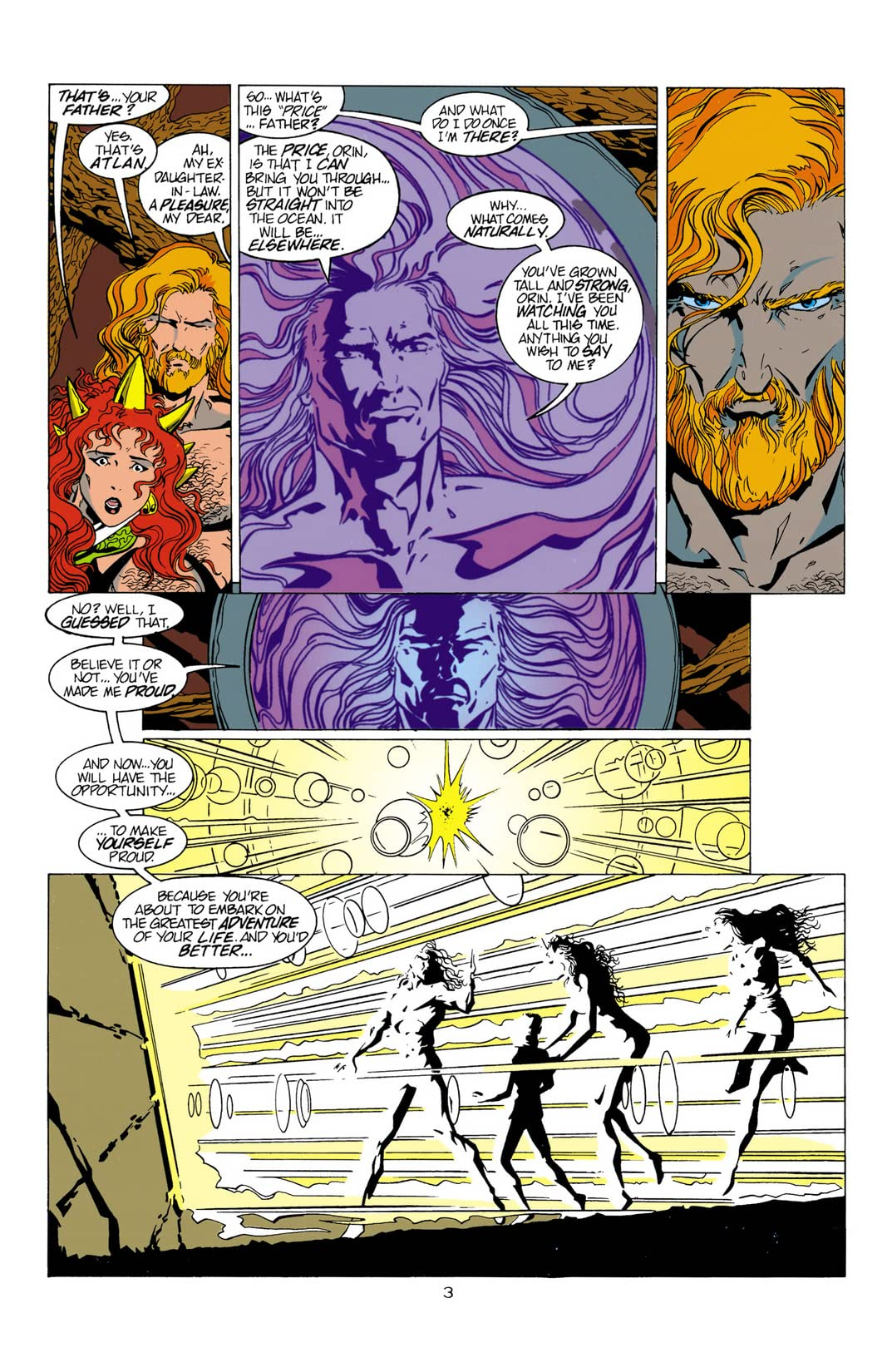 Aquaman (1994-2001) #15