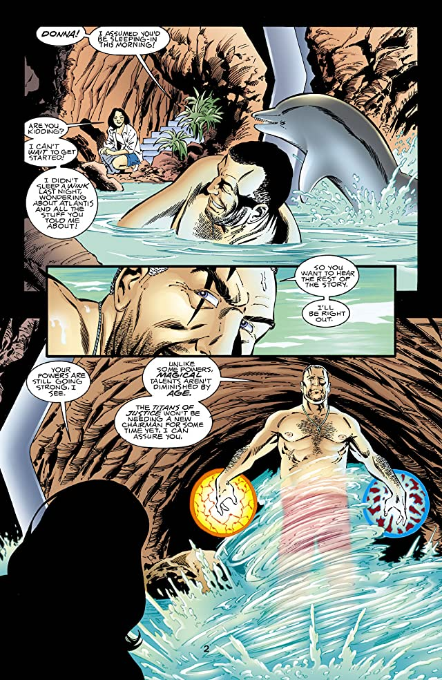 click for super-sized previews of Aquaman (1994-2001) #67