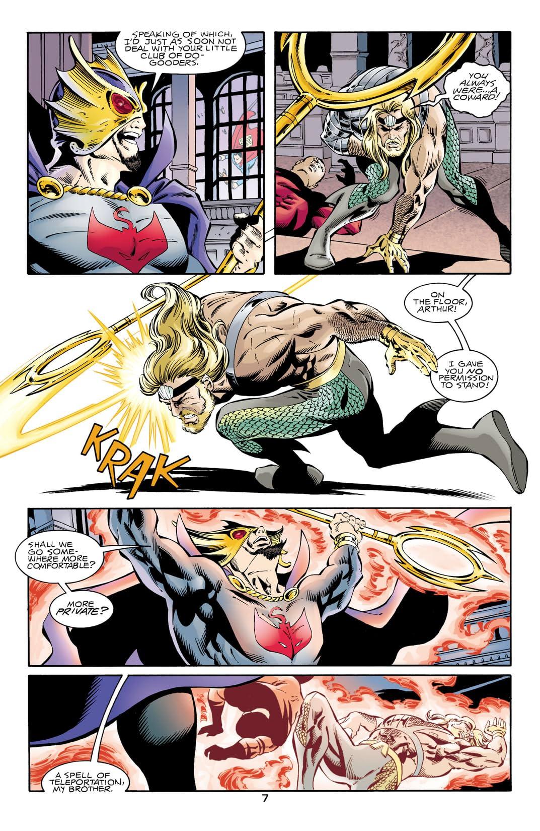 Aquaman (1994-2001) #67