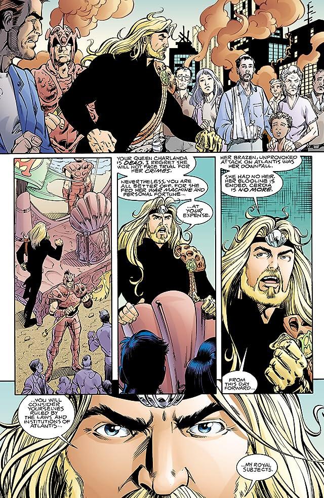 Aquaman (1994-2001) #70