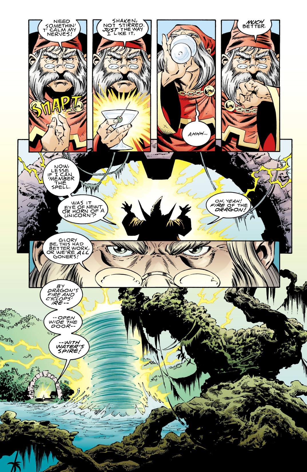 Aquaman (1994-2001) #71