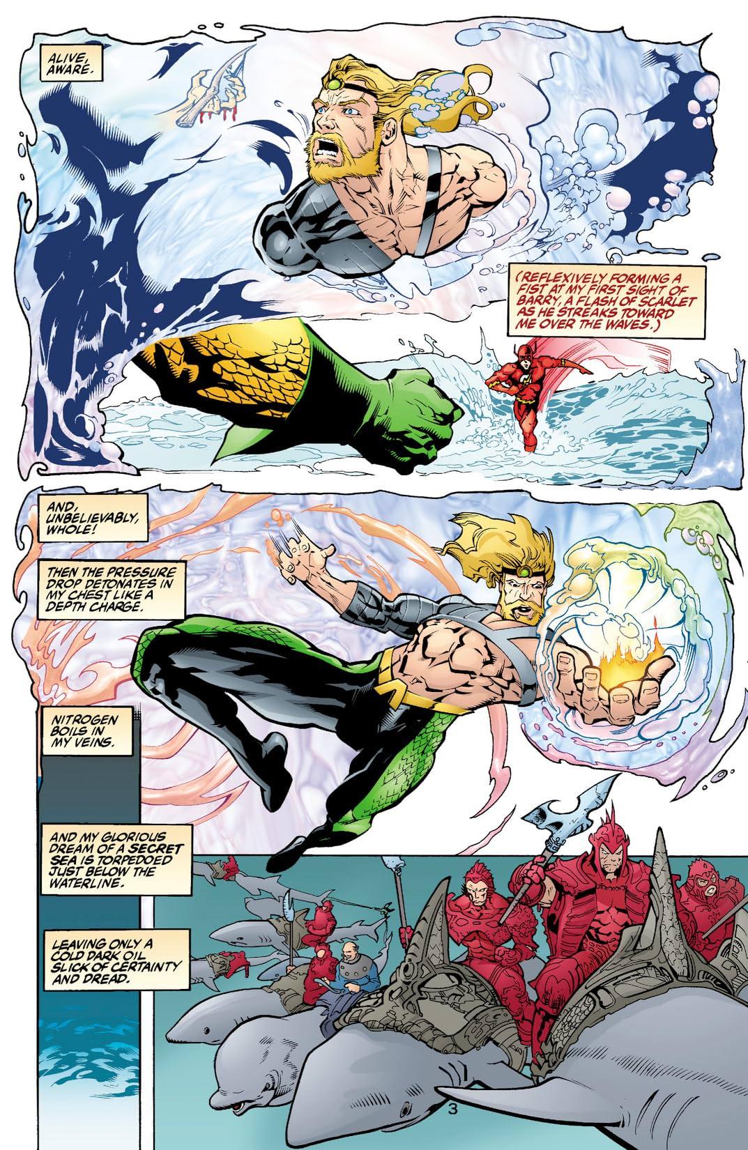 Aquaman (2003-2006) #1