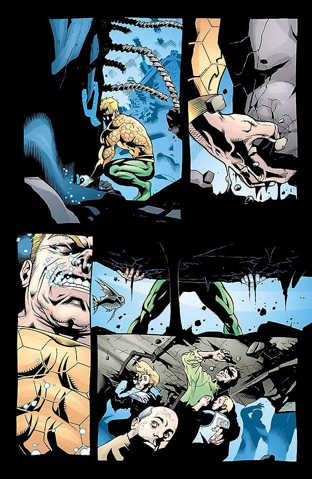 Aquaman (2003-2006) #17