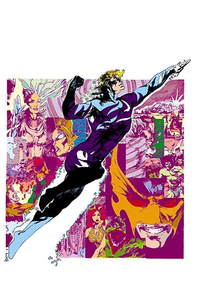 click for super-sized previews of Aquaman 101