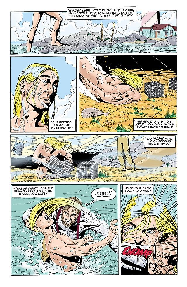 Aquaman: Secret Files & Origins (1998) #1