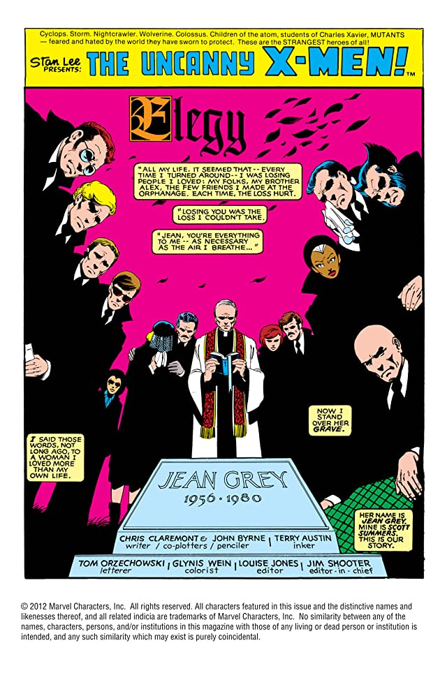 click for super-sized previews of Uncanny X-Men (1963-2011) #138