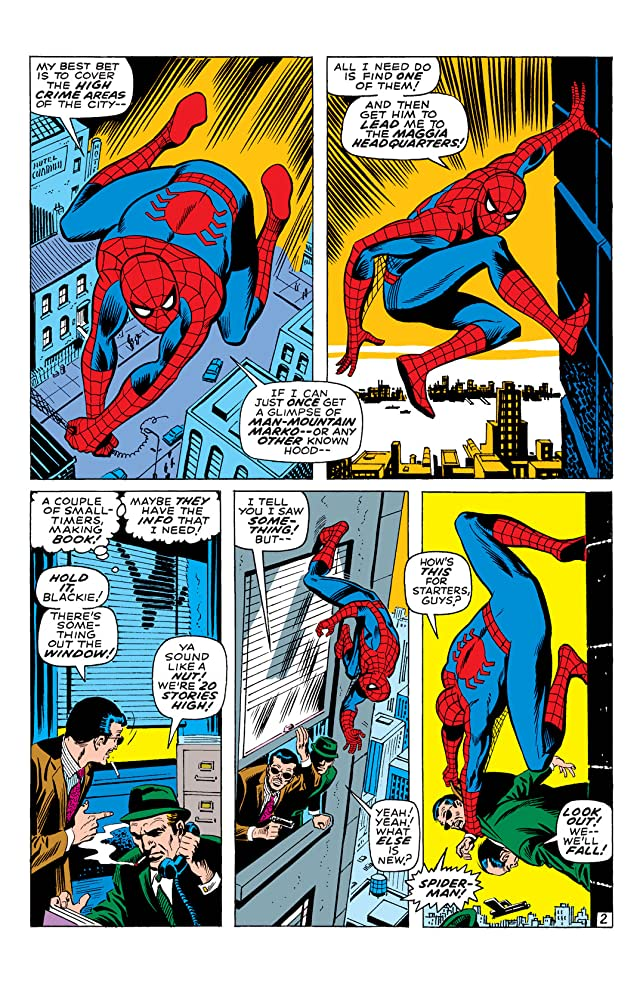 click for super-sized previews of Amazing Spider-Man (1963-1998) #75