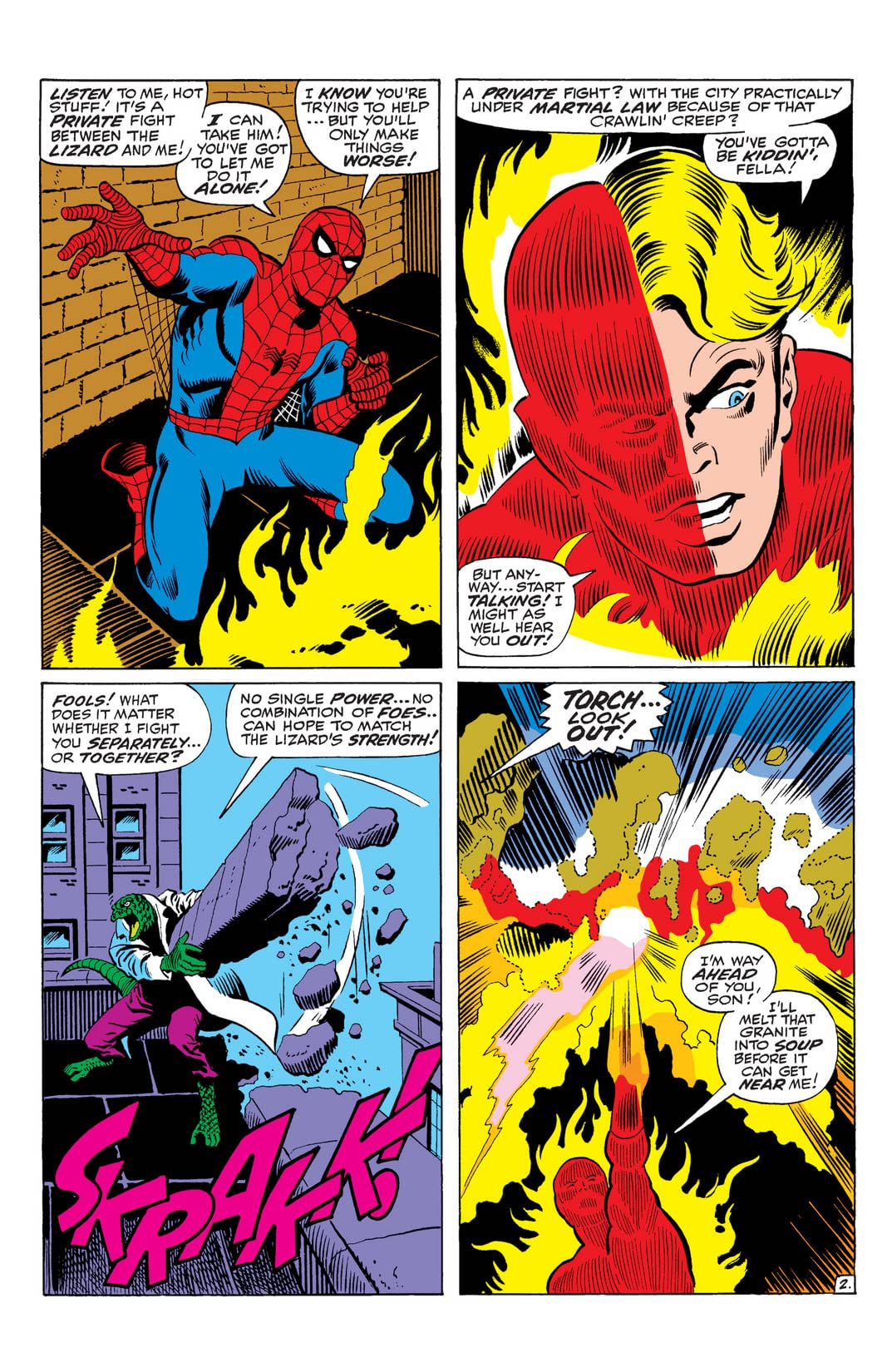Amazing Spider-Man (1963-1998) #77