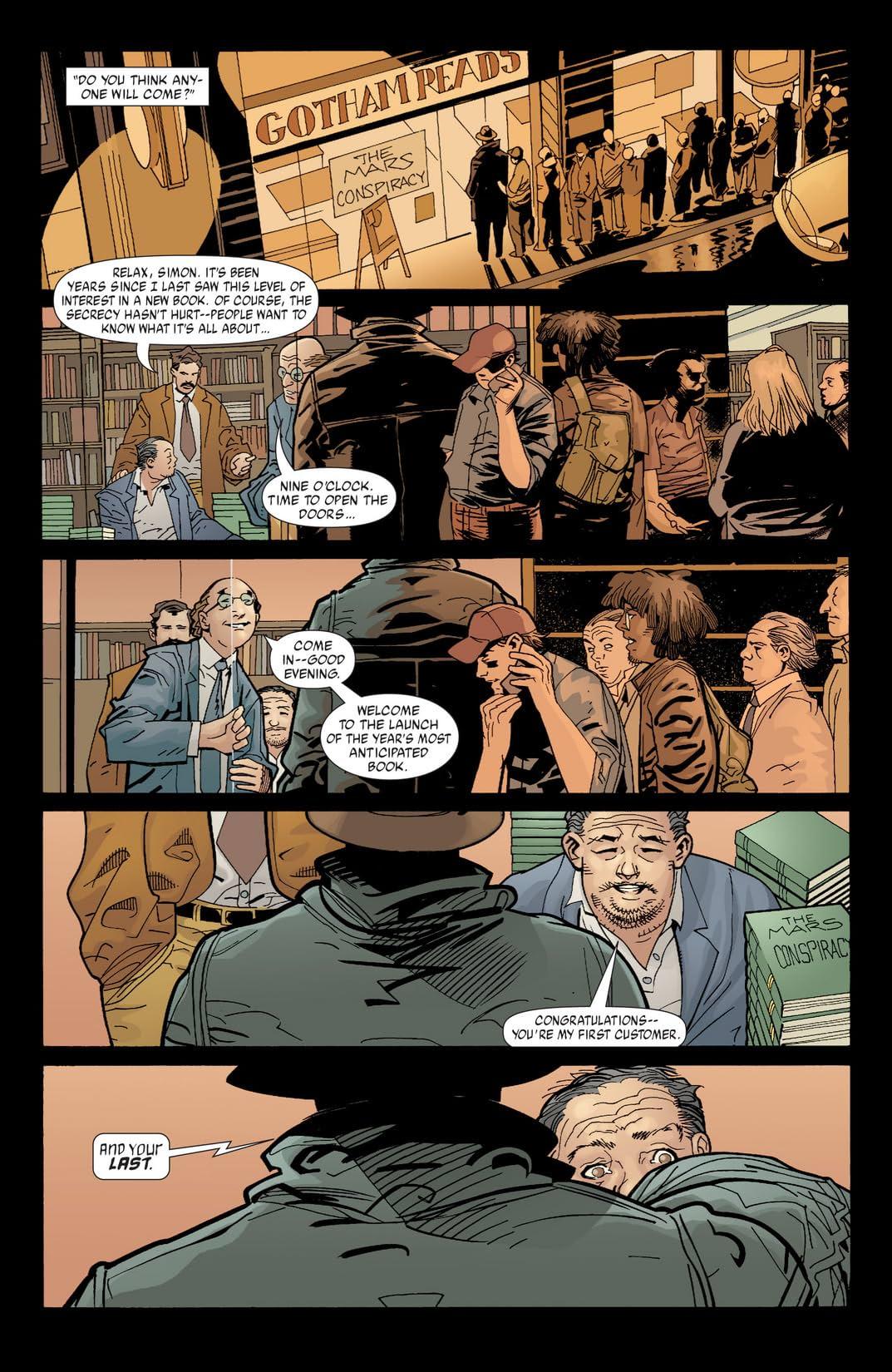 Batgirl (2000-2006) #54