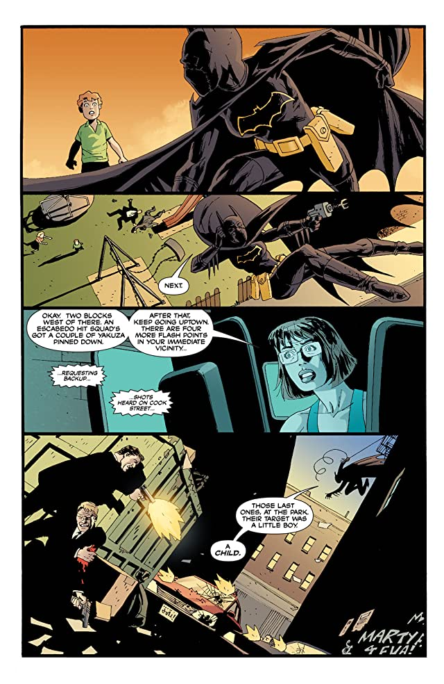 click for super-sized previews of Batgirl (2000-2006) #55