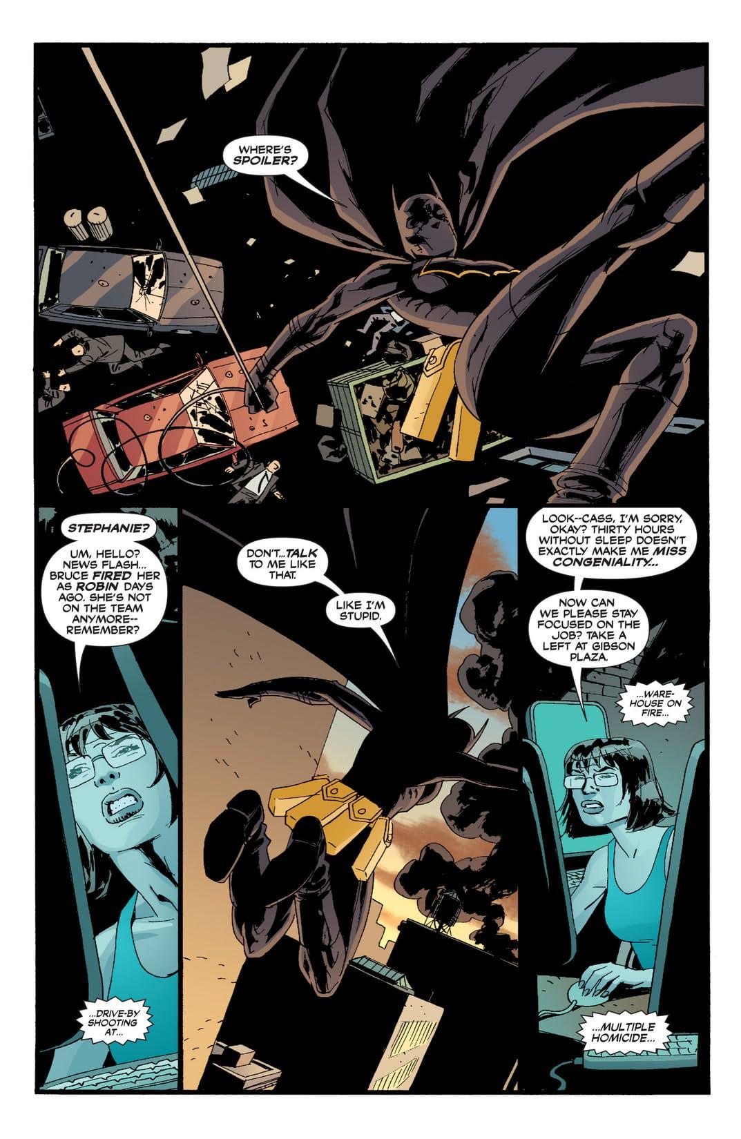Batgirl (2000-2006) #55