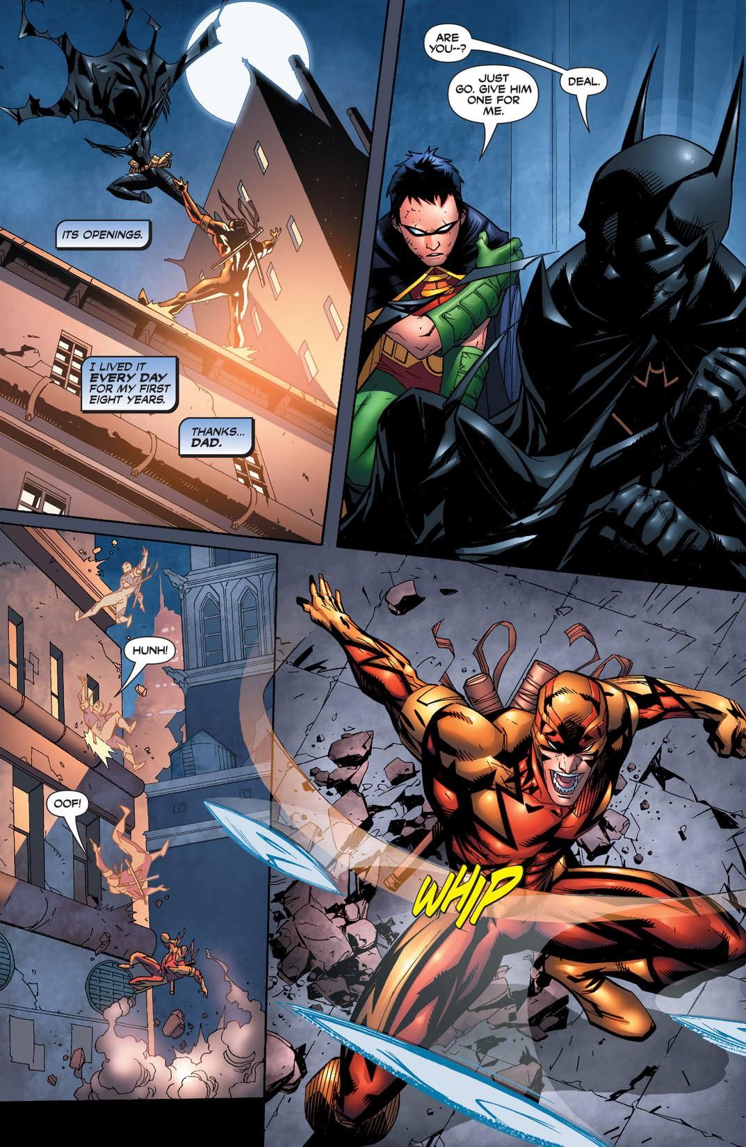 Batgirl (2000-2006) #58