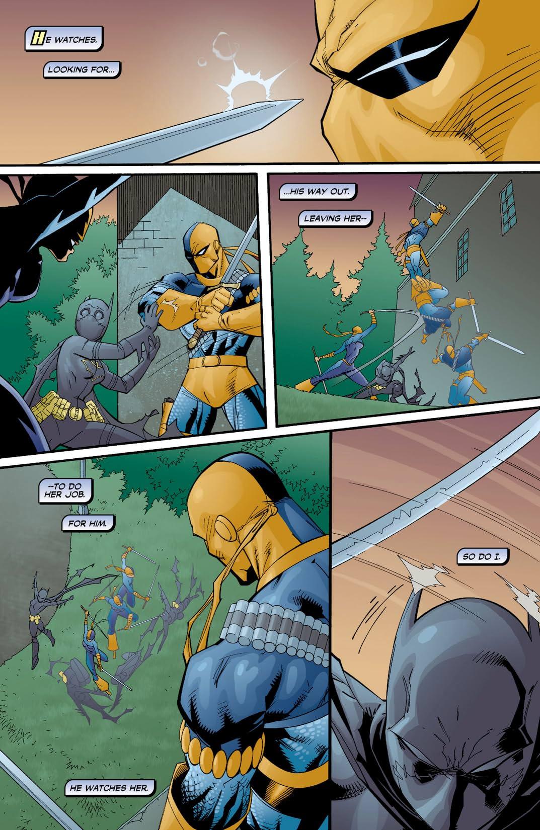 Batgirl (2000-2006) #64