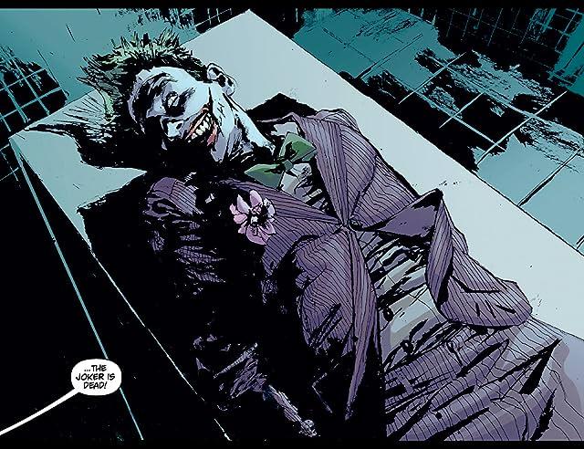 Batman: Arkham City: End Game #1