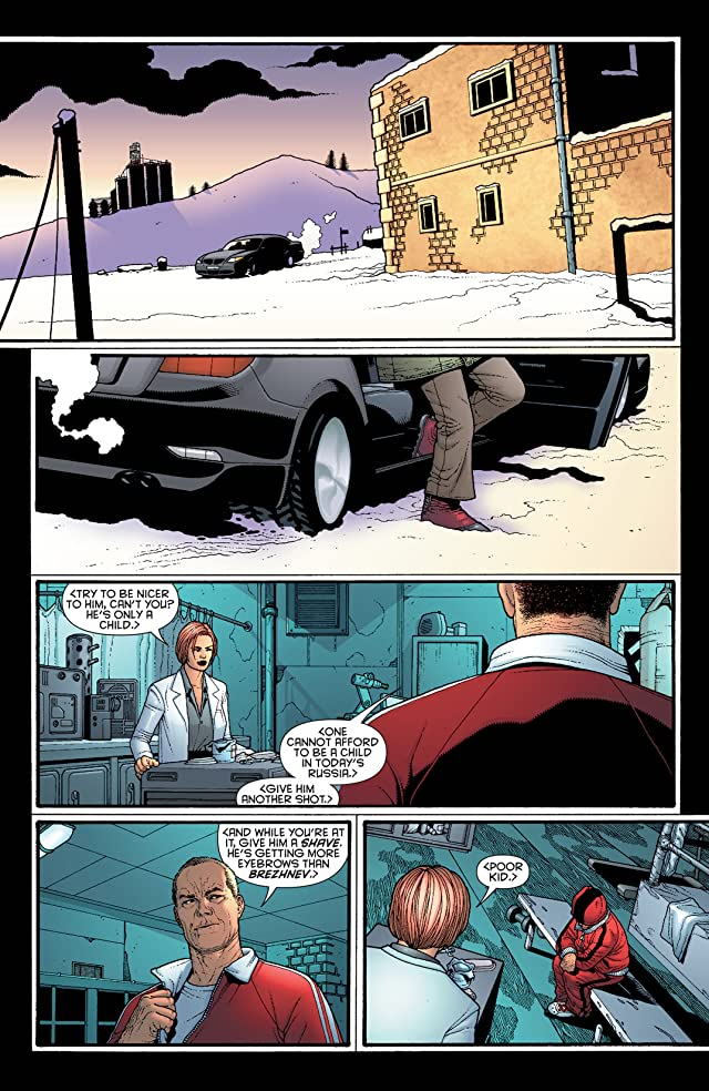 click for super-sized previews of Batman Confidential #31