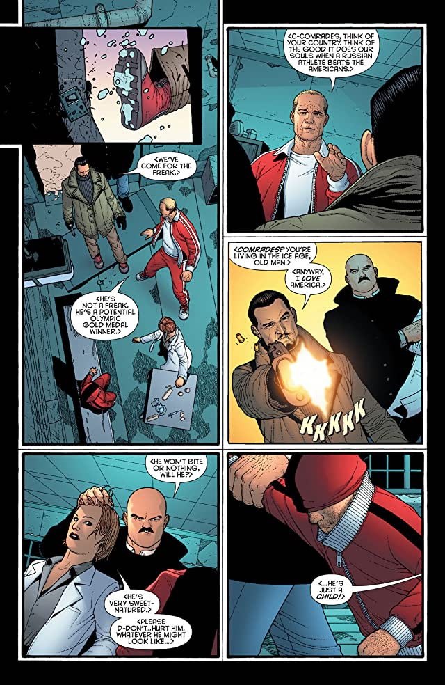 click for super-sized previews of Batman Confidential #31