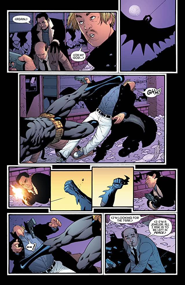 click for super-sized previews of Batman Confidential #32