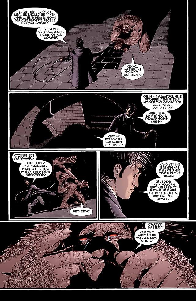 Batman Confidential #33