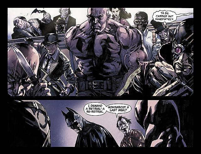 Batman: Arkham Unhinged #31
