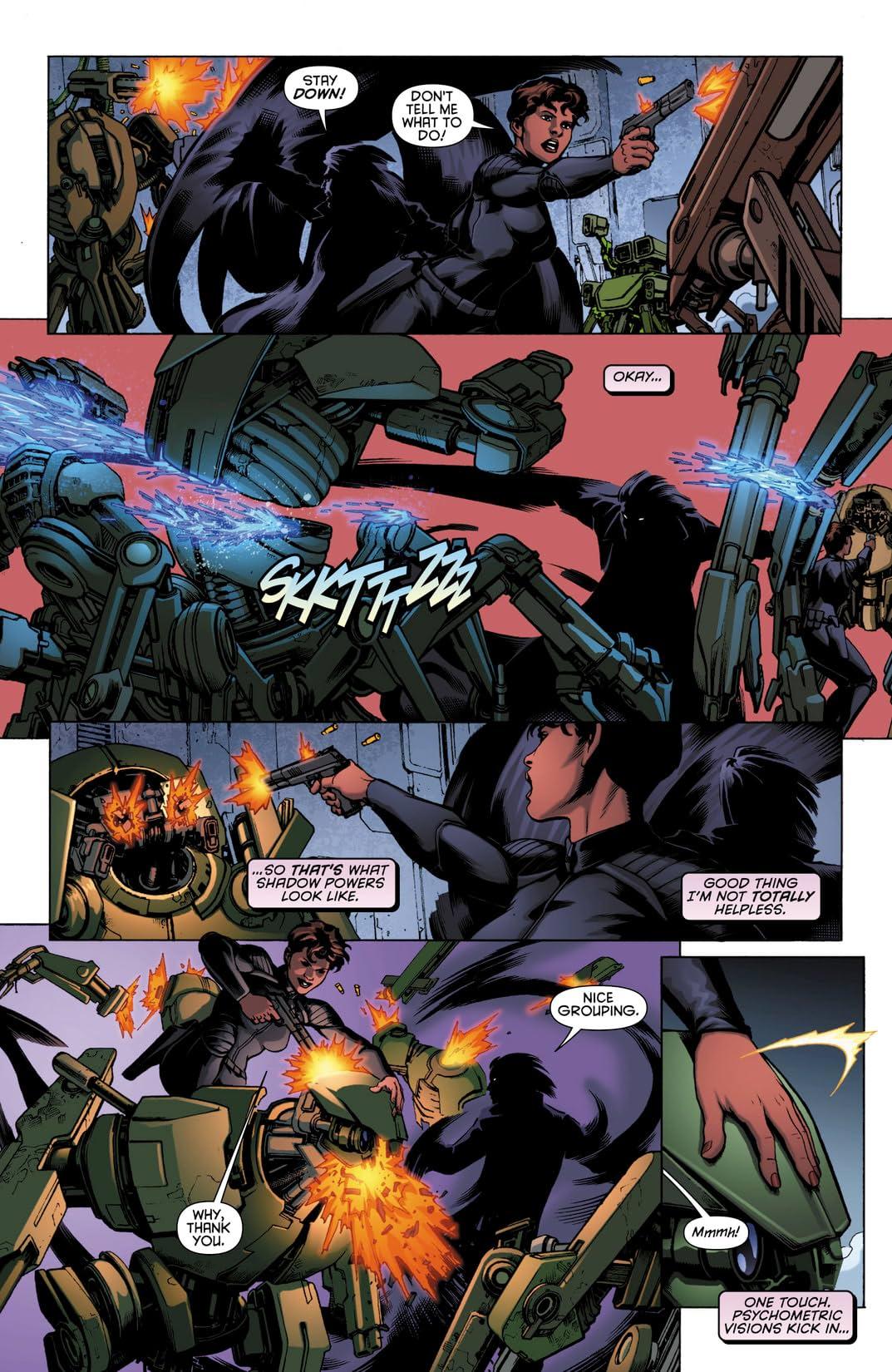 Resurrection Man (2011-2012) #10
