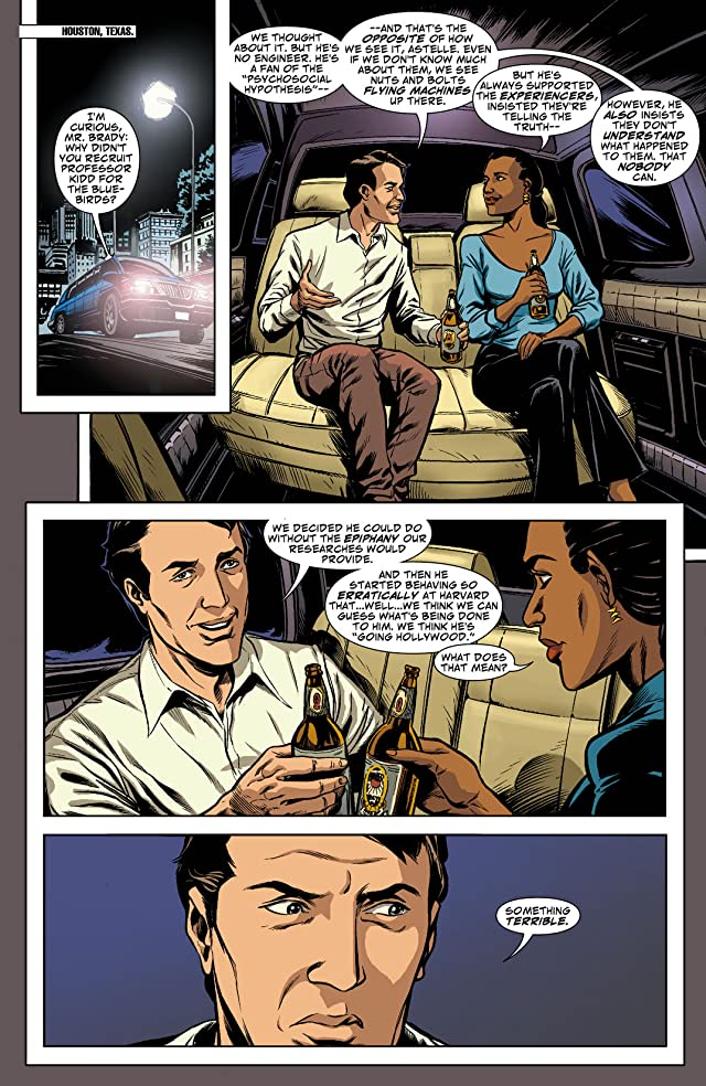 click for super-sized previews of Saucer Country #4