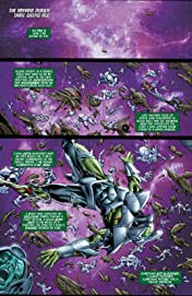 War of Kings: Ascension #1 (of 4)
