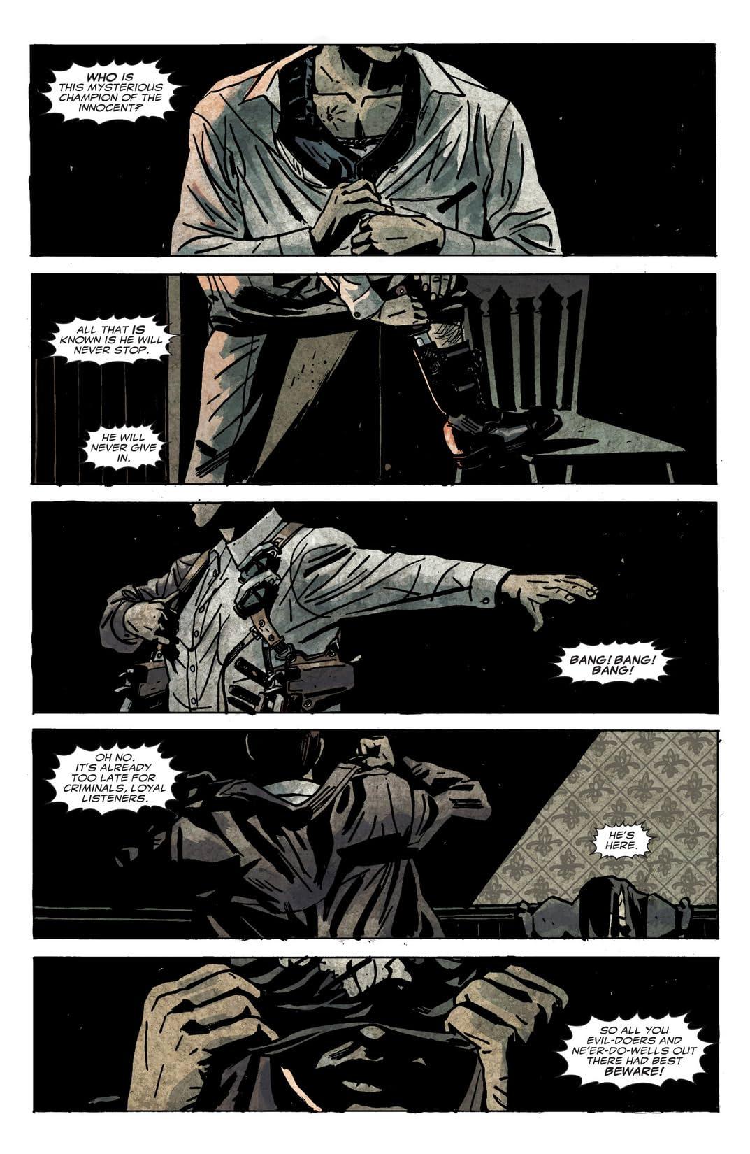 Punisher Noir #1 (of 4)