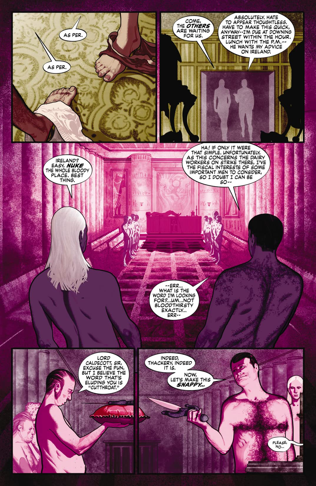 The Shade (2011-2012) #9 (of 12)