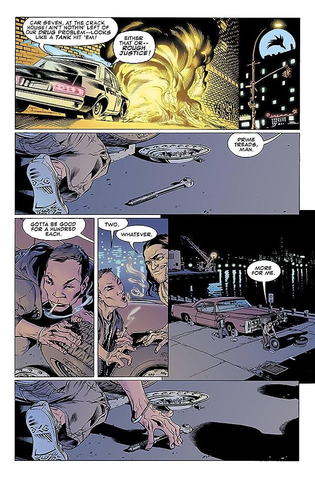 Batman: Legends of the Dark Knight #173