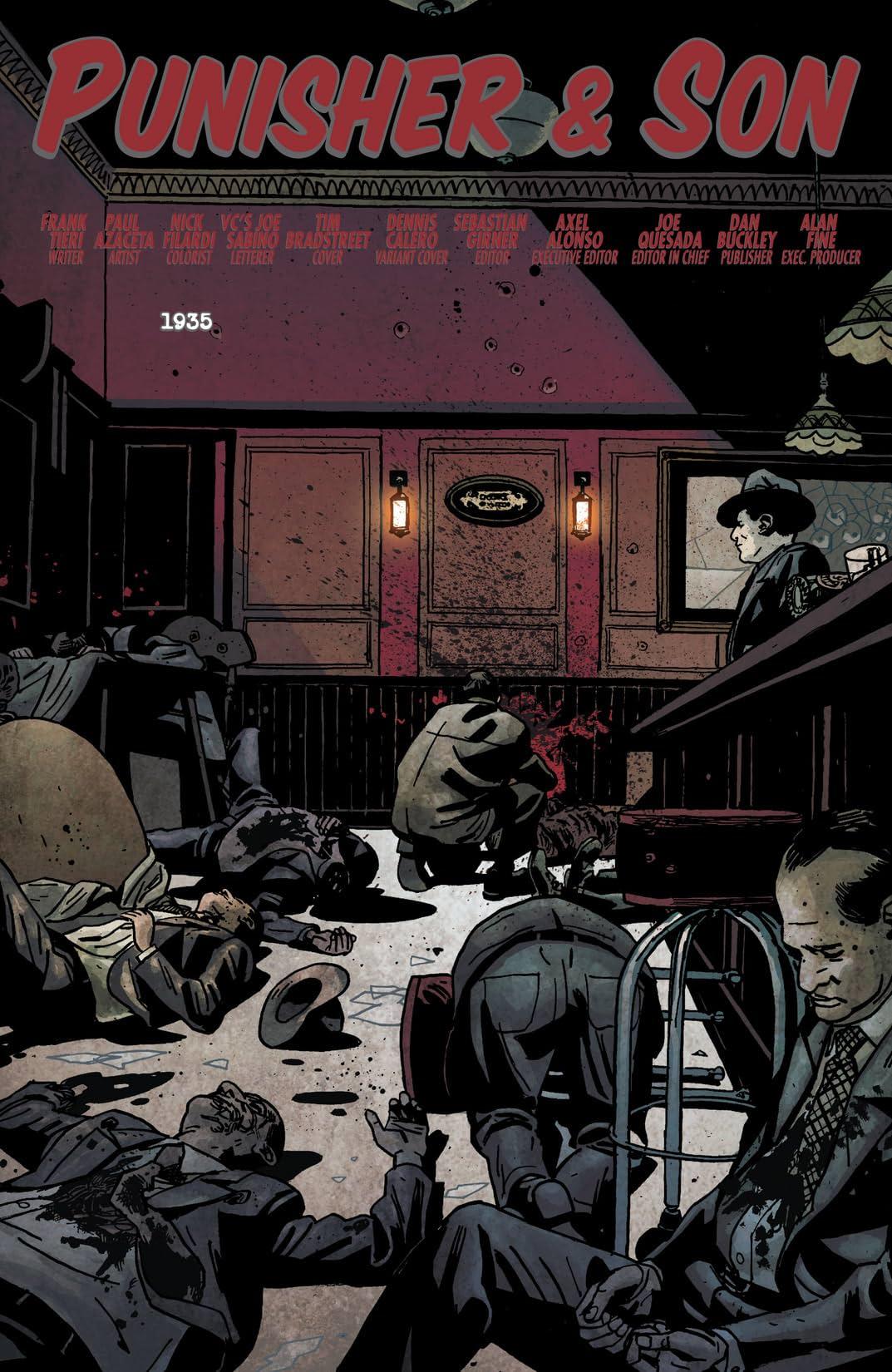Punisher Noir #2 (of 4)