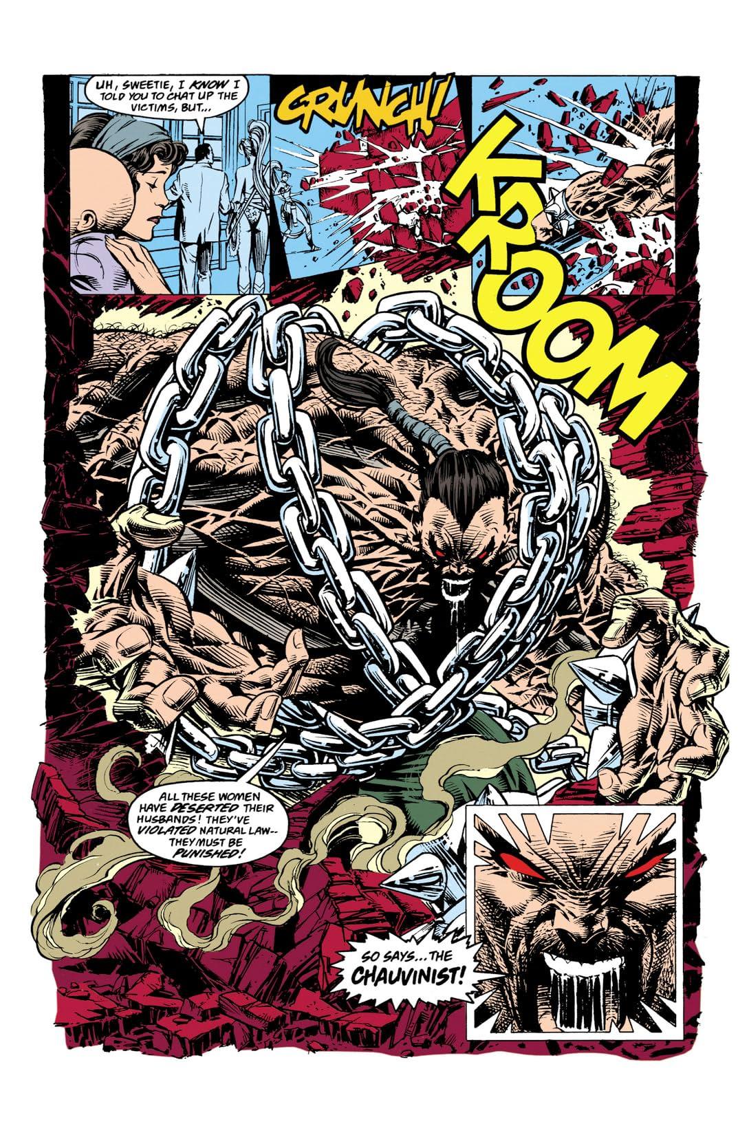 Wonder Woman (1987-2006) #95