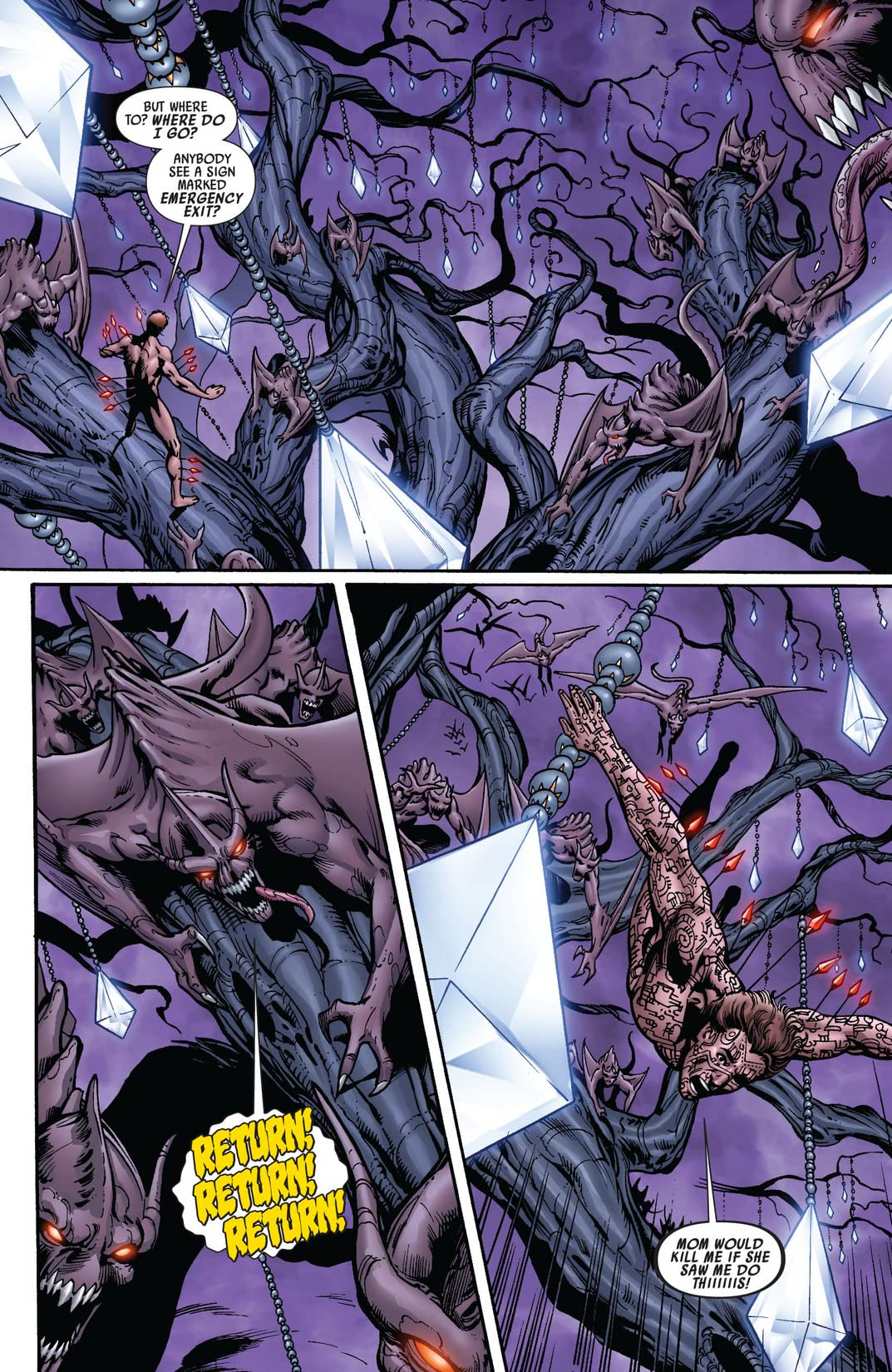 War of Kings: Ascension #3 (of 4)