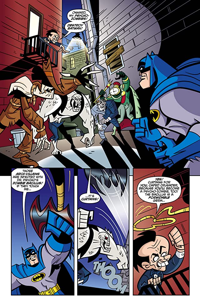 Batman: The Brave and the Bold #3